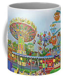 Adventureland Towel Version Coffee Mug