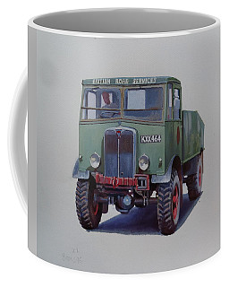 Aec Matador Brs. Coffee Mug by Mike Jeffries