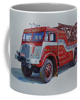 Aec Militant Dennis's. Coffee Mug by Mike Jeffries