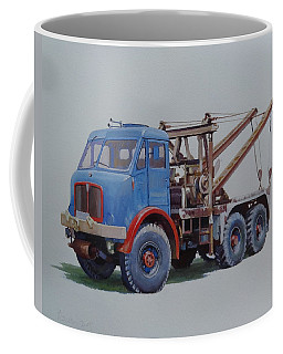 Aec Militant Wrecker. Coffee Mug by Mike Jeffries