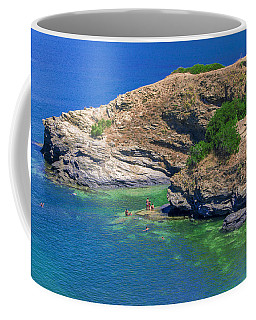 Aegean Coast In Bali Coffee Mug
