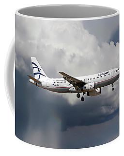 Aegian Airlines Coffee Mug