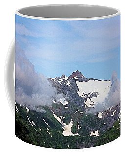 Coffee Mug featuring the photograph Aerial Majesty by Kristin Elmquist