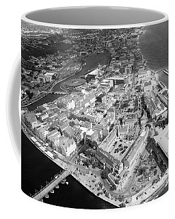 Aerial View Of Willemstad Coffee Mug