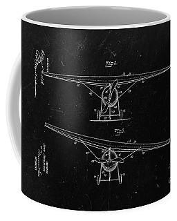 Aeroplane 1913 - Black Coffee Mug