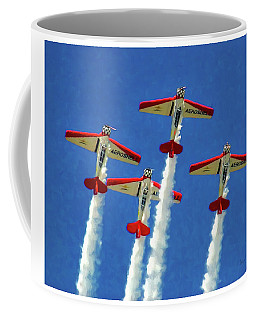 Aeroshell Coffee Mug