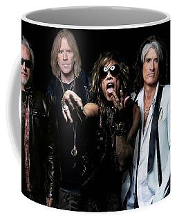 Aerosmith Coffee Mug by Sean