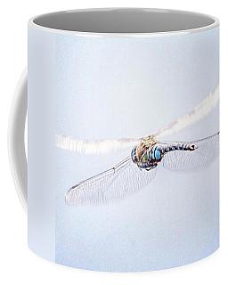 Aeshna Juncea - Common Hawker In Coffee Mug
