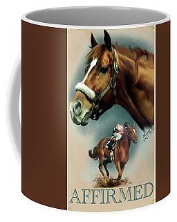 Affirmed With Name Decor Coffee Mug