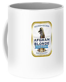 Afghan Blonde Premium Lager Coffee Mug
