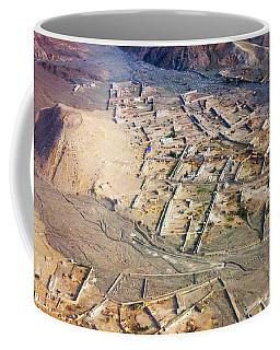 Afghan River Village Coffee Mug
