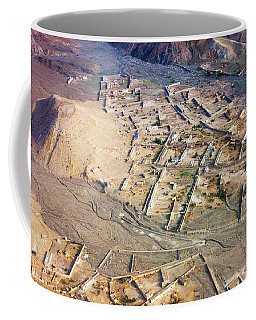 Afghan River Village Coffee Mug