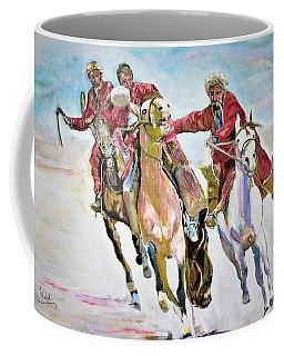 Afghan Sport. Coffee Mug
