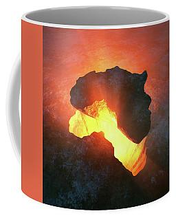 Africa Conceptual Design Coffee Mug