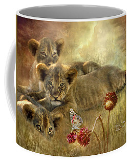Africa - Innocence Coffee Mug