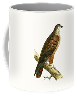 African Buzzard Coffee Mug