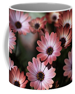African Daisy Zion Red Coffee Mug