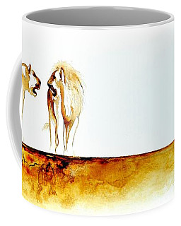 African Marriage - Original Artwork Coffee Mug