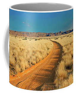 African Sand Road Coffee Mug