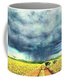 African Storm Coffee Mug