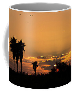 African Style Sunset 02 Coffee Mug
