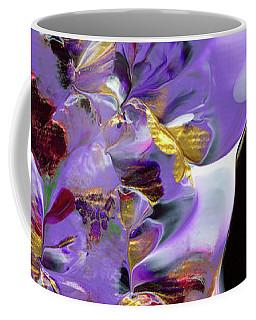 African Violet Awake #2 Coffee Mug