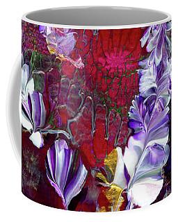 African Violet Awake #4 Coffee Mug
