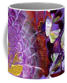 African Violet Awake #5 Coffee Mug