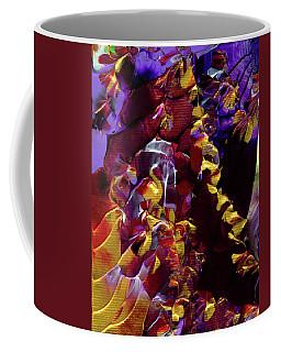 African Violet Awake Coffee Mug