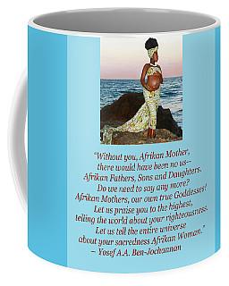 Afrikan Mother Coffee Mug