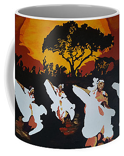 Afro Carib Dance Coffee Mug