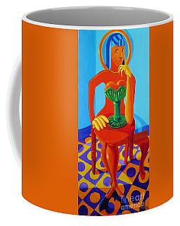 Afrodite Akimbo Coffee Mug