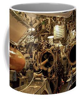 Aft Torpedo Tubes Coffee Mug