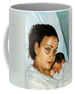After Birth Jacina And Javon Coffee Mug