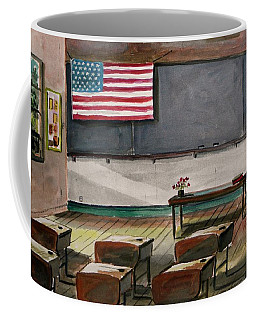After Class Coffee Mug by John Williams