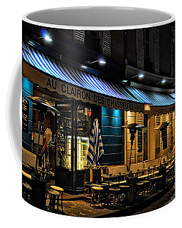 After Closing - Paris Coffee Mug