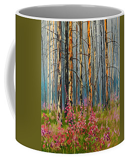 After Forest Fire Coffee Mug