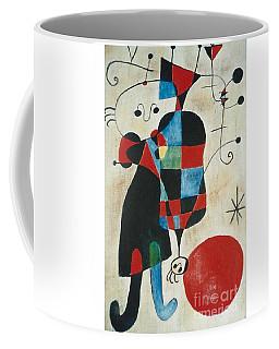 after Joan Miro Coffee Mug