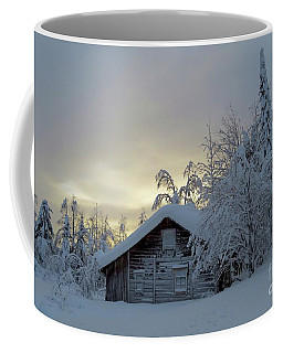 After Snowing Coffee Mug