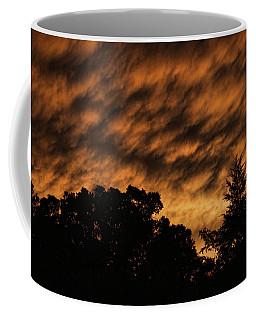 After Storm Sunset Coffee Mug