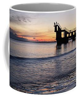 After Sunset Blackrock 2 Coffee Mug