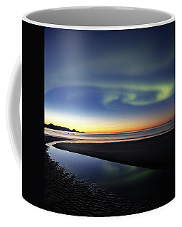 After Sunset V Coffee Mug