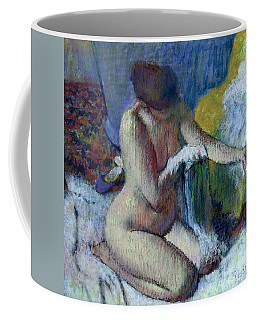 After The Bath Coffee Mug