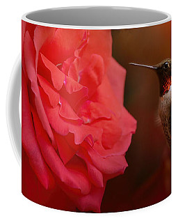 After The Big Rose Coffee Mug