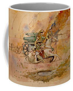 After The Charge Coffee Mug