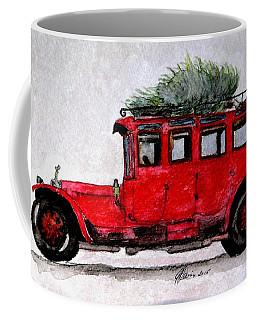After The Fox Tally Ho Ho Ho Coffee Mug