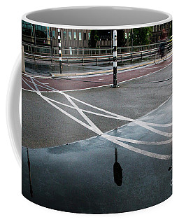 Coffee Mug featuring the photograph After The Rain by Ana Mireles