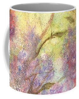 After The Rain - May Flowers Coffee Mug by Janine Riley