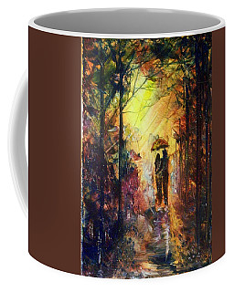 After The Rain Coffee Mug by Raymond Doward
