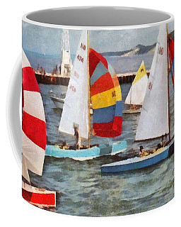 After The Regatta  Coffee Mug